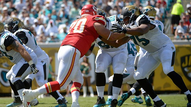 Chiefs Jaguars Football