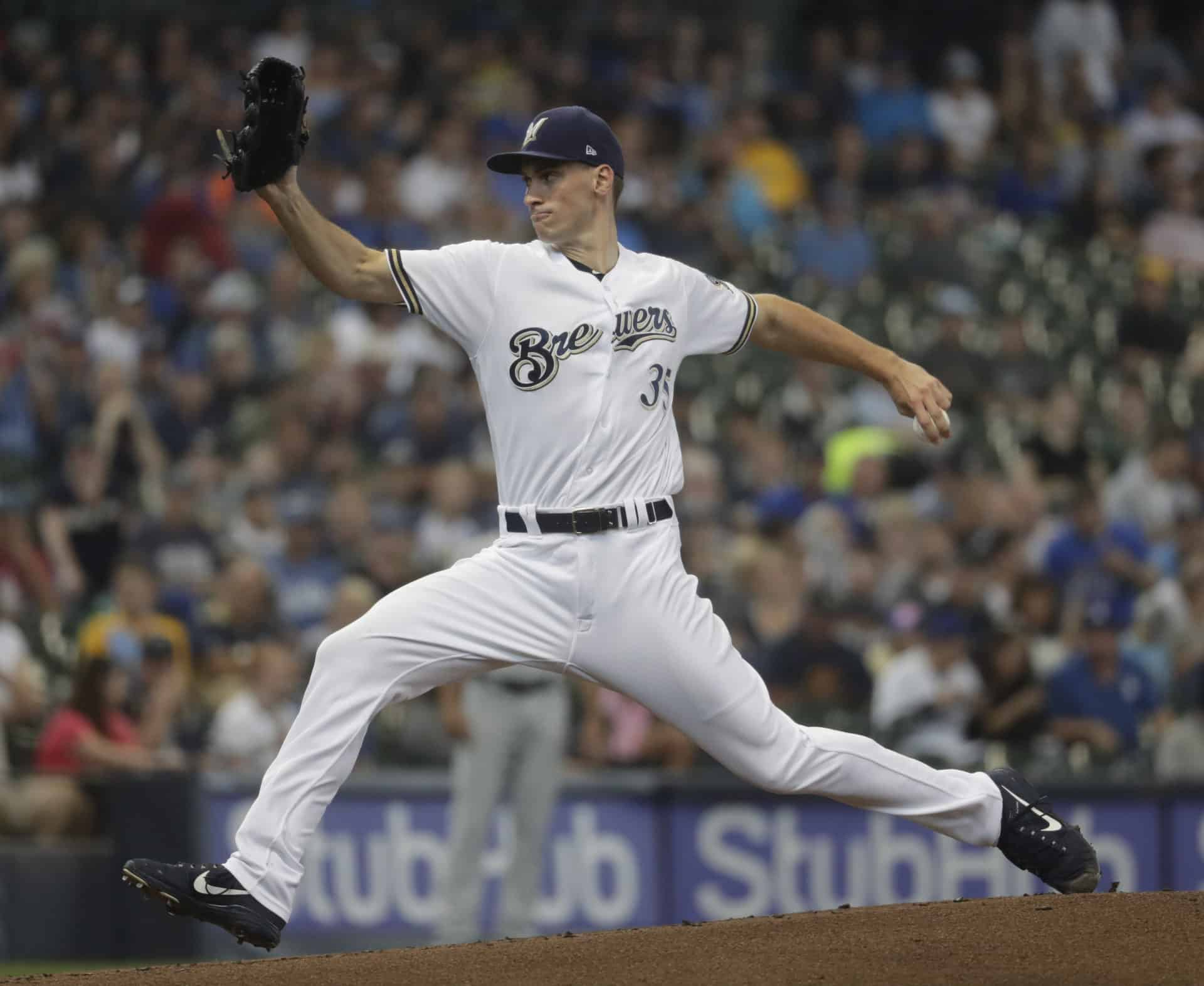 Brent Suter: Facing the Fire of Injury - Sports Faith