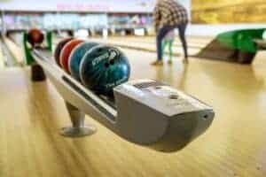 family activities invite others bowling