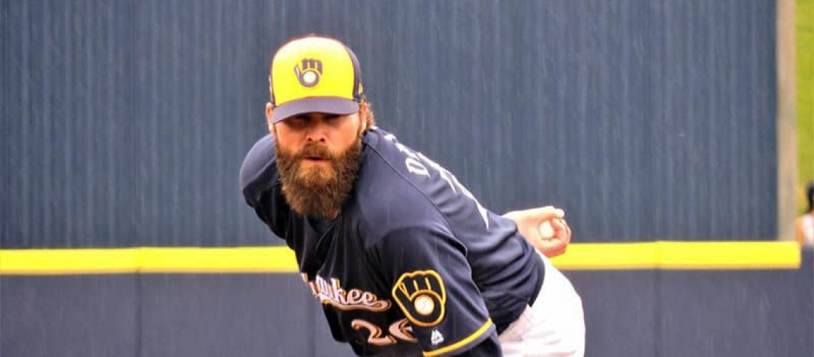 Tim Dillard as a Brewer